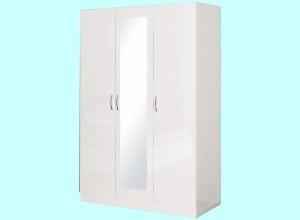трикрилен гардероб