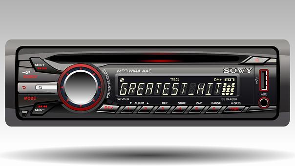 радио в колата